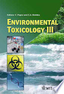 Environmental Toxicology III