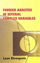 Fourier Analysis in Several Complex Variables [Pdf/ePub] eBook