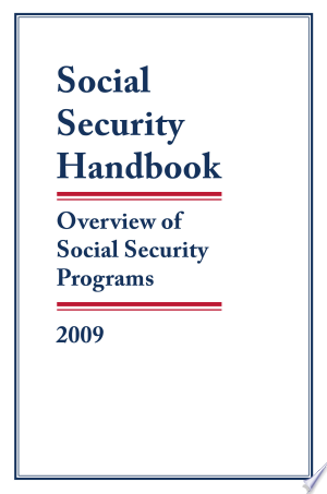 Download Social Security Handbook Free Books - Dlebooks.net