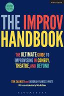 The Improv Handbook Book