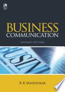Business Communication 2nd Edition Book PDF