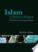 Islam as Political Religion Book