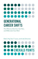 Generational Career Shifts