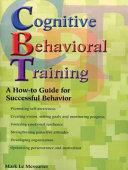 Cognitive Behavioral Training Book