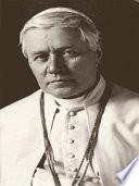 Pope St  Pius X Book PDF