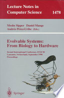 Evolvable Systems  From Biology to Hardware