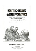 Monsters  Ghoulies  and Creepy Creatures