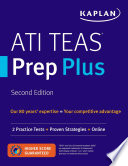 ATI TEAS Prep Plus Book