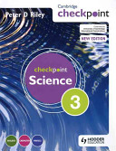Books - Checkpoint Science Students Book 3 | ISBN 9781444143782
