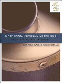 More Cocoa Programming for Mac OS X