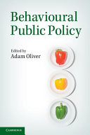 Behavioural Public Policy
