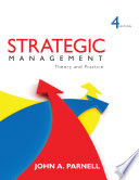 """""""Strategic Management: Theory and Practice"""" by John A. Parnell"""