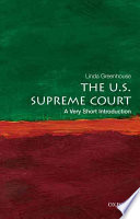 link to The U.S. Supreme Court : a very short introduction in the TCC library catalog