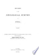 Read Online Records of the Geological Survey of India For Free