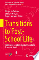 Transitions to Post School Life