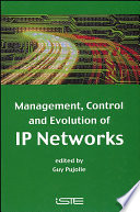 Management  Control and Evolution of IP Networks