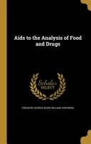 Aids To The Analysis Of Food