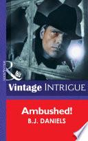 Ambushed Mills Boon Intrigue Mccalls Montana Book 3