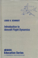 Introduction to Aircraft Flight Dynamics
