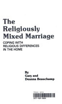 Religiously Mixed Marriage
