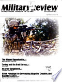 Military Review Book PDF
