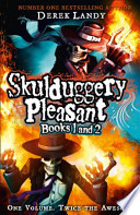 Skulduggery Pleasant 1 and 2: Two Books in One