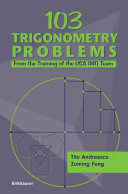 Pdf 103 Trigonometry Problems Telecharger