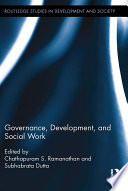 Governance Development And Social Work
