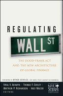 Regulating Wall Street