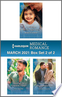 Harlequin Medical Romance March 2021 Box Set 2 Of 2