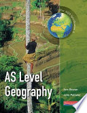 AS Level Geography Book