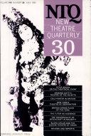 New Theatre Quarterly 30  Volume 8  Part 2