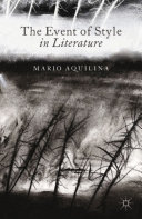 The Event of Style in Literature