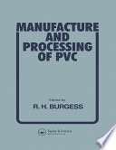 Manufacture and Processing of PVC