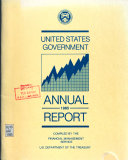 United States Government Annual Report