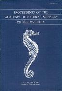 Proceedings of The Academy of Natural Sciences (Vol. 139, 1987) [Pdf/ePub] eBook
