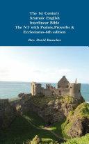 The 1st Century Aramaic English Interlinear Bible-Pocket 6th edition