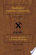 Analytical Methods in Geochemical Prospecting