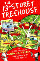 Books - 13-Storey Treehouse | ISBN 9781447279785