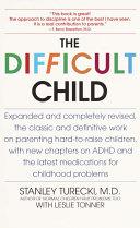 Pdf The Difficult Child