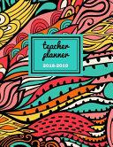 Teacher Planner 2018   2019 Omega