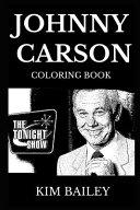 Johnny Carson Coloring Book
