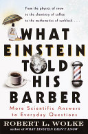 What Einstein Told His Barber Pdf