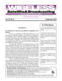 Wireless Satellite Monthly Newsletter September 2010