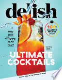 Delish Ultimate Cocktails Book PDF
