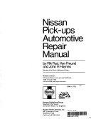 Nissan Pick ups