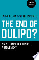 The End of Oulipo