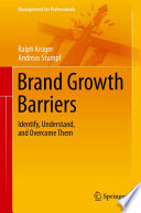 Brand Growth Barriers