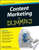 """Content Marketing For Dummies"" by Susan Gunelius"