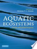 Aquatic Ecosystems Book